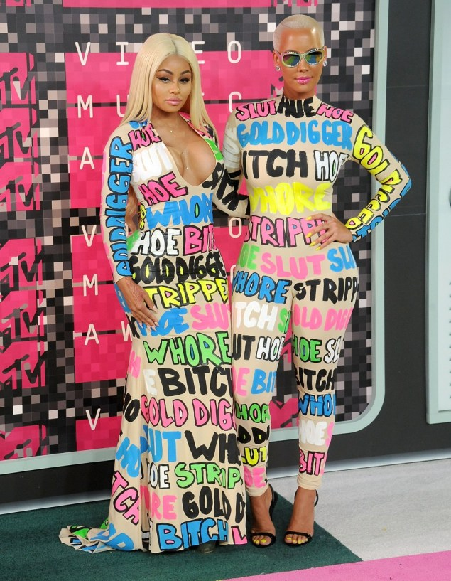 Amber Rose, Blacc Chyna, Mtv, Feminism, Diversity, Entertainment, Music, Television